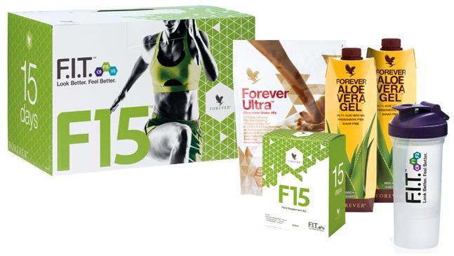 fit-15 forever redukcja wagi